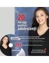 20 de mesaje pentru adolescenţi - text, PPT si foi de lucru