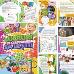 Lucruri pe care trebuie să le ști - broșură