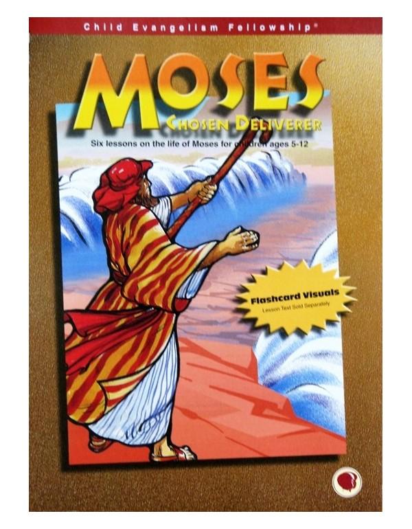 Mózes, a kiválasztott szabadító