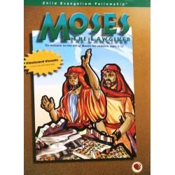 Mózes, a törvényadó