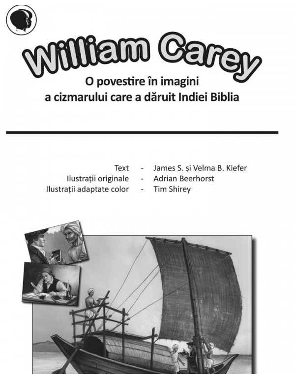 William Carrey - text