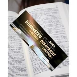Semn de carte – 2 Timotei 3:16, 17 set 3 buc.