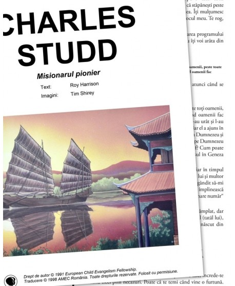 Charles Studd - text
