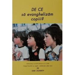 De ce să evanghelizăm copiii?