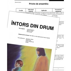 Întors din drum – text