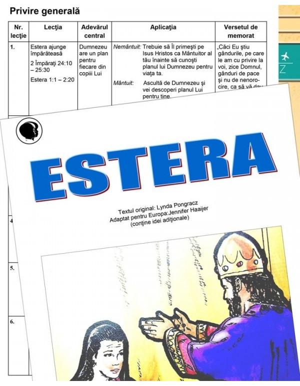 Estera – text