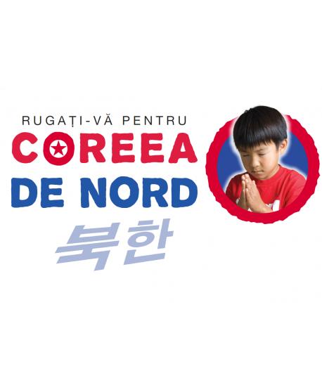GHID DE RUGĂCIUNE PENTRU COREEA DE NORD
