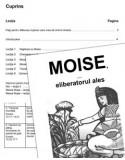 Moise 1– text