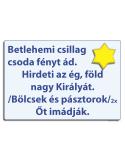 HU Mesajul unei stele_CD