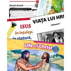 Viața lui Hristos, vol. 1