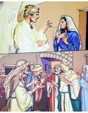 Viaţa lui Hristos, vol. 1 -  imagini - GRATUIT