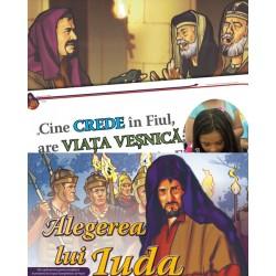 Alegerea lui Iuda - imagini...
