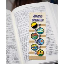 Semn de carte – Zilele...