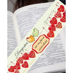 Semn de carte – Dragostea –...