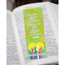 Semn de carte – Romani 12:9...