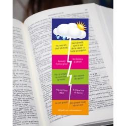 Semn de carte – Negativ și...