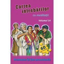 Cartea întrebărilor cu meditaţii, volumul 14