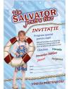 Afiş şi invitaţie Un salvator pentru tine