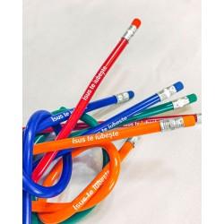 Creioane flexibile - set 10...