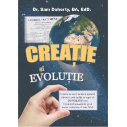 Creaţie şi evoluţie – text