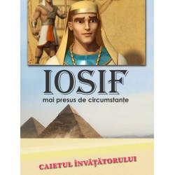 Caiet de lucru copii cu soluţii pentru învăţător – Iosif