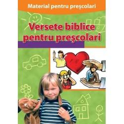 Versete Biblice pentru Preşcolari